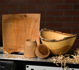 Workshop Woodturning 201 with Stan Record October 7-11, 2019