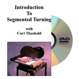 Intro to Segmented Turning DVD