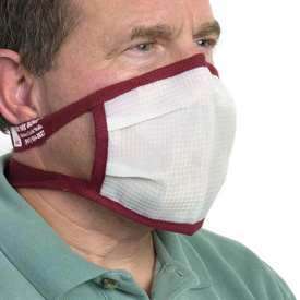 Dust Bee Gone Reusable Dust Mask