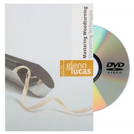 Glenn Lucas Woodturning Mastering Woodturning Sharpening Techniques DVD