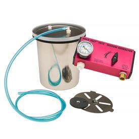 Hold Fast Mini Vacuum Stabilization Chamber Kit W Vacuum Generator