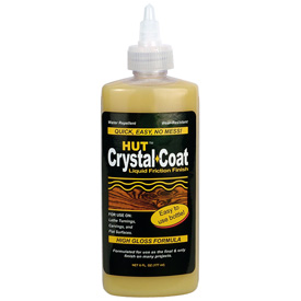 Hut Crystal Coat