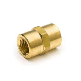 "Iwata Threaded Fitting 1/4"" Female to Female"