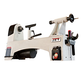JET 1221 Variable Speed Midi Lathe