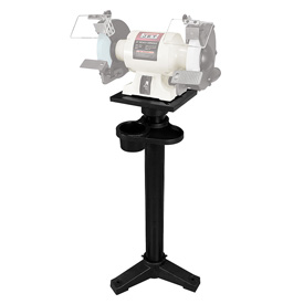 "JET 8"" Slow Speed Bench Grinder Stand"