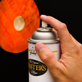 Masters Magic Spray Lacquer