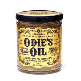 Odie's Oil Clear 9 oz.