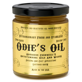 Odie's Oil Clear