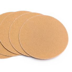 Pro-Gold 4 Inch Sanding Discs - 10 Pack