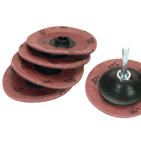 "Power Lock Flex Edge Sanding Discs 3"" - 10 Pack"