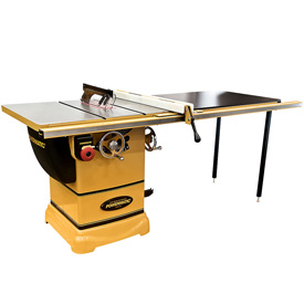 "Powermatic 10"" Table Saw 1-3/4 HP 52"" Fence PM1000"