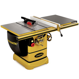 "Powermatic 10"" Table Saw 3 HP 30"" Fence PM2000"