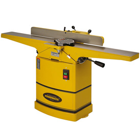 "Powermatic 6"" Jointer 1 HP Helical Head 54HH"