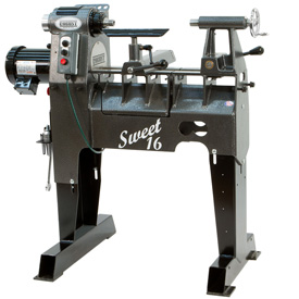 Robust Sweet 16 Lathe 1.5 HP
