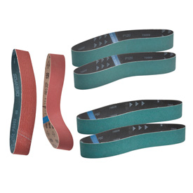 Robert Sorby Pro Edge Premium Belt 6 Piece Set