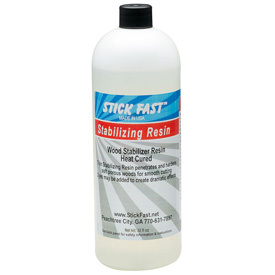Stick Fast Stabilizing Resin & Catalyst
