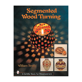 Schiffer Publishing Segmented Woodturning