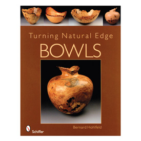 Schiffer Publishing Turning Natural Edge Bowls