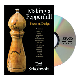 Making a Peppermill DVD