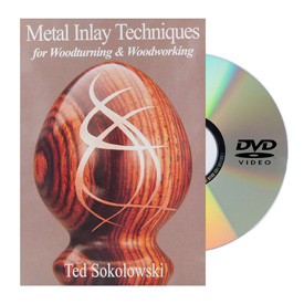 Sokolowski Studios Metal Inlay Techniques DVD