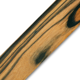 Turners Choice Black and White Ebony