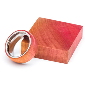 Turners Choice Exotic Ring Blank