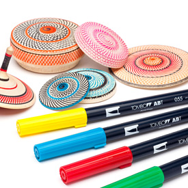 Tombow Dual Brush Coloring Pen