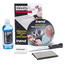 Trend Complete Sharpening Kit