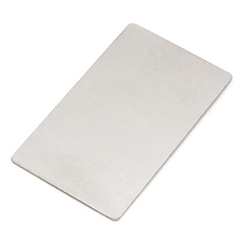 Trend Double-Sided Diamond Credit Card Stone