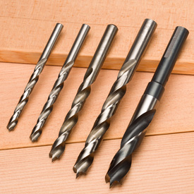 Fuller HSS Brad Point Drill Bit