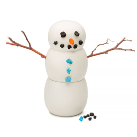 Turners Select Snowman Project Decorative Stone Kit