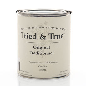 Tried and True Original Wood Finish 1 Pint