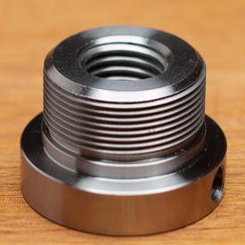 Vicmarc VM100 Chuck Threaded Insert