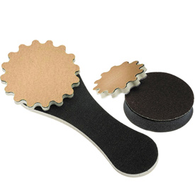 Wave Hand-Held Disc Holder